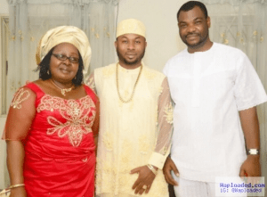 Photo: Married Actress Tonto Dikeh Prasies Her Step-Mother In New Post - Read What She Said About Here